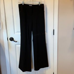 New York and Co wide leg dress pants. 8 Tall